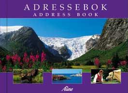 Adressbuch Norwegen